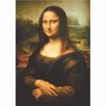 Puzzle  DToys-66954-RN06 Léonard de Vinci - La Joconde, Mona Lisa