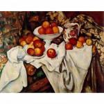 Puzzle  DToys-66961-IM04 Cézanne Paul - Pommes et Oranges