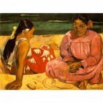 Puzzle  DToys-66961-IM05 Gauguin Paul - Femmes de Tahiti