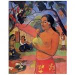 Puzzle  DToys-66961-IM06 Gauguin Paul - Où vas-tu ?