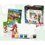 Dtoys-68347-CM-01 Kit créatif pour inventer son propre puzzle