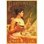 Puzzle  Dtoys-69467 Poster vintage - Parfumerie Félix Potin