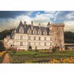 Puzzle  Dtoys-69528 Château de France - Château de Villandry