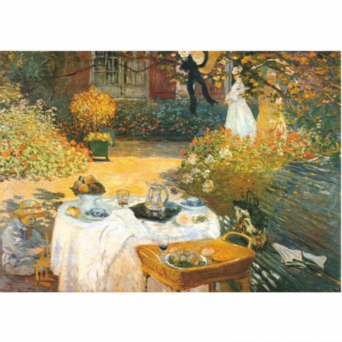 Monet Claude - Le déjeuner