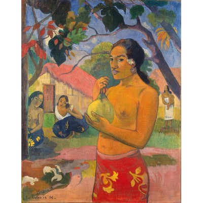 Puzzle Dtoys-69894 Gauguin Paul : Eu haere ia oe