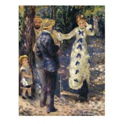 Puzzle Dtoys-70265 Renoir Auguste - La Balançoire