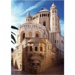 Puzzle  DToys-70579 Israël - Jerusalem