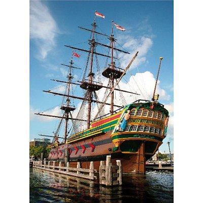 Puzzle DToys-70630 Hollande - Amsterdam