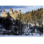 Puzzle  DToys-70685 Roumanie : Château de Bran