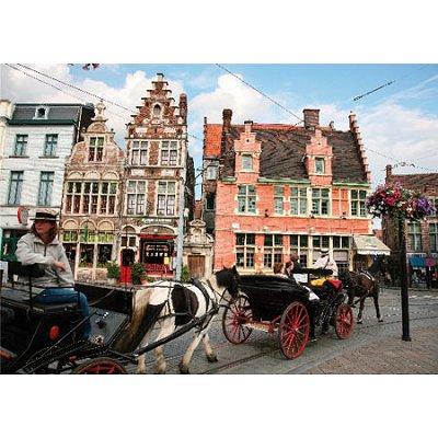 Puzzle DToys-70821 Belgique - Gent