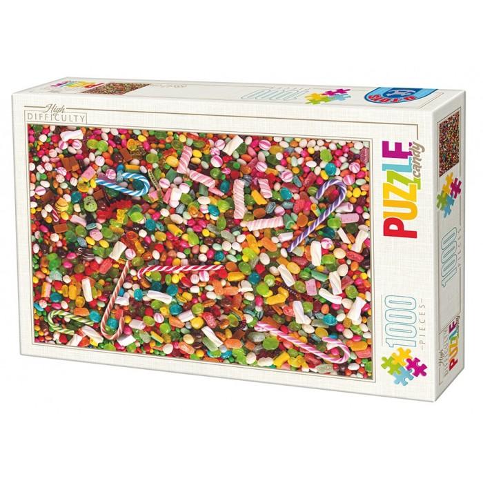Puzzle Difficile : Bonbons