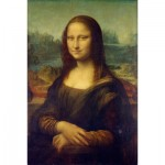 Puzzle  Dtoys-72689-DA01 Léonard De Vinci : Mona Lisa, La Joconde