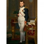 Puzzle  Dtoys-72719-DA02-(75000) Jacques-Louis David: Napoléon dans son Cabinet de Travail, 1812