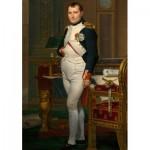 Puzzle  Dtoys-72719-DA02 Jacques-Louis David: Napoléon dans son Cabinet de Travail, 1812