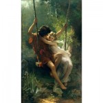 Puzzle  Dtoys-72740-CO02 Pierre-Auguste Cot: Le Printemps, 1873