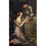 Puzzle  Dtoys-72757-WA03 Waterhouse John William : Lamia