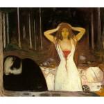 Puzzle  Dtoys-72832-MU02-(75109) Munch Edvard : Ashes