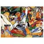 Puzzle  Dtoys-72849-KA01 Kandinsky Vassily : Composition II