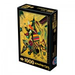 Puzzle  Dtoys-72849-KA04 Kandinsky Vassily : Points
