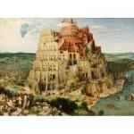 Puzzle  Dtoys-72900-BR01 Brueghel Pieter : La Tour de Babel, 1563