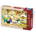 Puzzle  Dtoys-72962-EM-02 Contes et Légendes