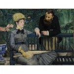 Puzzle  Dtoys-73068-MA03-(75239) Manet Édouard : Dans la Serre, 1879