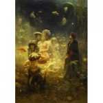 Puzzle  Dtoys-73839 Ilia Répine : Sadko dans le Royaume Subaquatique, 1876