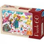 Puzzle  Dtoys-73891-EM01 Contes et Légendes