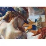 Puzzle  Dtoys-73938-DE01 Degas Edgar - In Front of the Mirror