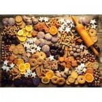 Puzzle  Dtoys-74355-VI01 Vintage Poster