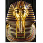 Puzzle  DToys-74836 Egypte ancienne - Masque de Toutankhamon