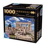 Puzzle  Dtoys-74867 Discover Europe - Acropolis