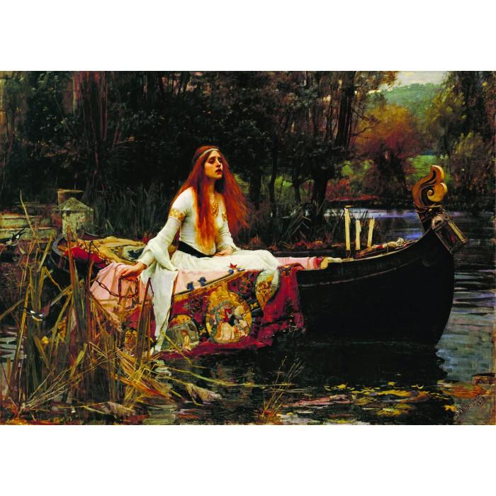 Waterhouse John William : Echo et Narcisse