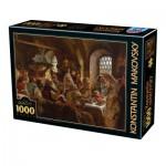 Puzzle  Dtoys-75680 Konstantin Makovsky