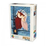 Puzzle  Dtoys-75758 Owl Tales