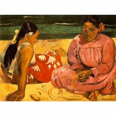 Puzzle Dtoys-76465 Gauguin Paul - Femmes de Tahiti