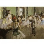 Puzzle  Dtoys-76472 Impressionnisme - Degas : Examen de danse