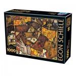 Puzzle  Dtoys-76830 Egon Schiele