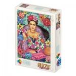 Puzzle  Dtoys-77592 Groos Zselyke - Frida Khalo