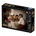 Puzzle   Carl Bloch : In a Roman Osteria