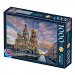 Puzzle   Church of the Savior on Blood - Saint Petersbourg
