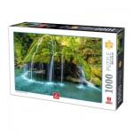 Puzzle   Romania Bigar Waterfall