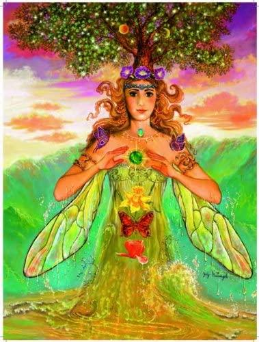 Puzzle Ricordi-50036 Judy Mastrangelo - Healing Spirit
