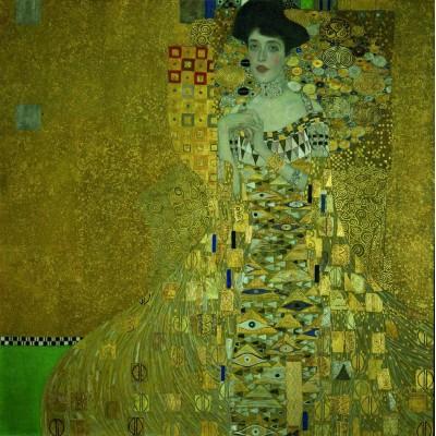 Puzzle Ricordi-51170 Gustav Klimt - Adele Bloch-Bauer