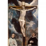 Puzzle   El Greco - Christ on the Cross