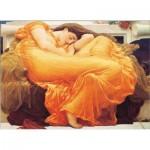 Puzzle   Federic Leighton - Flaming June