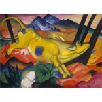 Puzzle   Franz Marc - The Yellow Cow