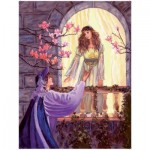 Puzzle   Judy Mastrangelo - Romeo and Juliets balcony