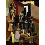 Puzzle   Max Weber - The Visit