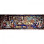 Puzzle   Renaissance Art - Vasco da Gama arrives in Calcutta